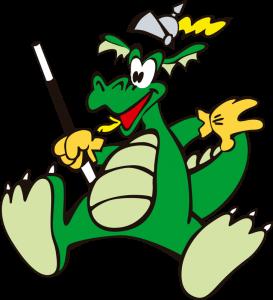 Mascota Dragon Camelot