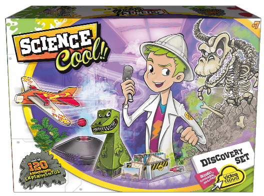 Juego Science Cool